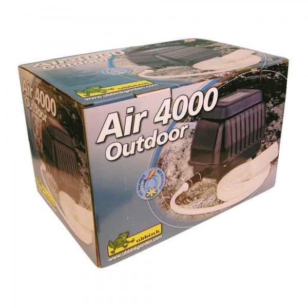 Sauerstoffpumpe Gartenteich Air 4000 Outdoor