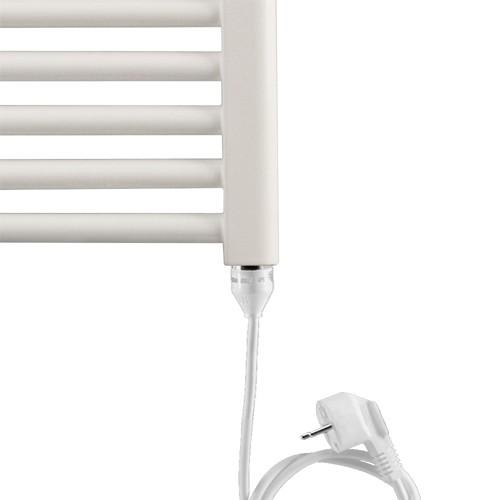 Heizstab Typ 1 - weiß - Elektroheizung mit Schukostecker