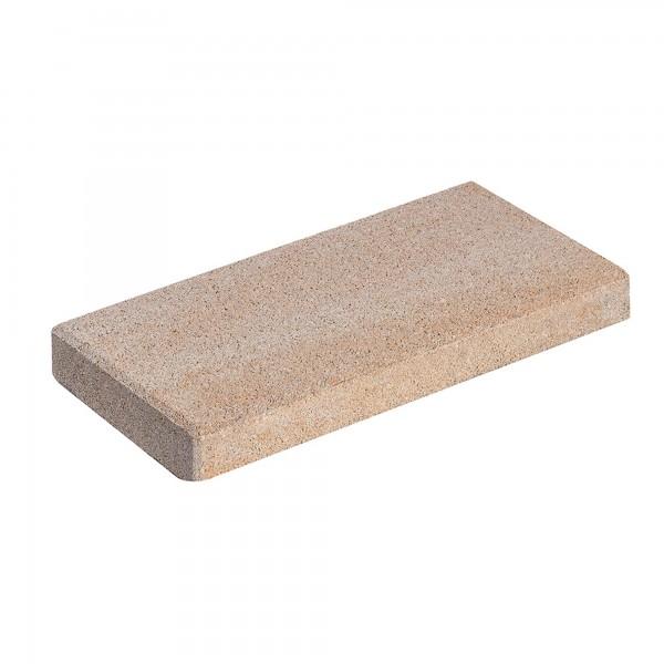Mauerabdeckung Lisco Eco 45x22,5x16,5 cm sandstein