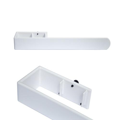 Handtuchhalter - weiß - für Paneelheizkörper P1 Ximax