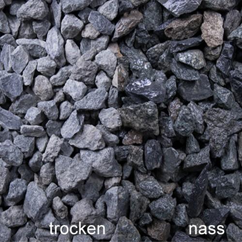 Diabas Steine 8-16 mm grau
