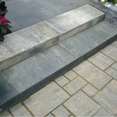 Blockstufe Via Muschelkalk 100/35/15cm