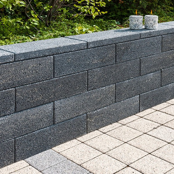 Mauerstein Lisco Eco 45x22,5x16,5 cm quarzit