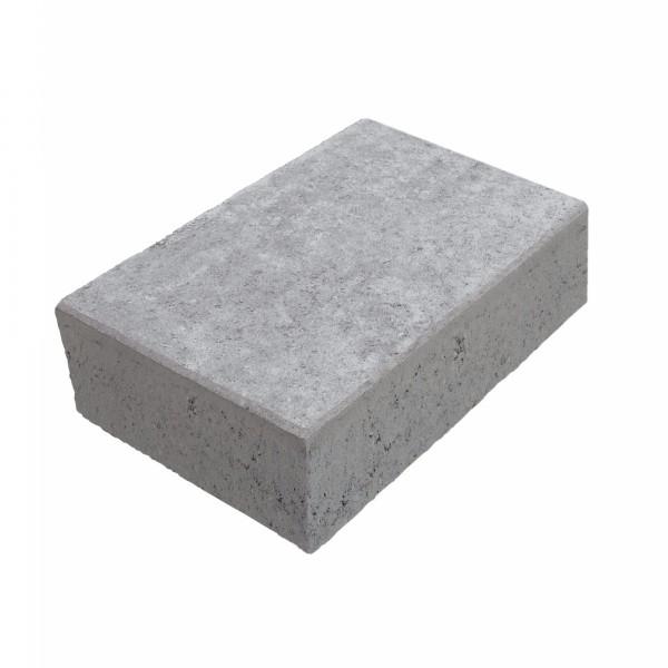 Blockstufe Beton grau 60 x 40 x 14 cm