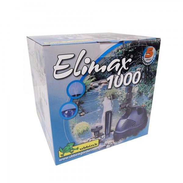 Springbrunnenpumpe 15 Watt Elimax 1000