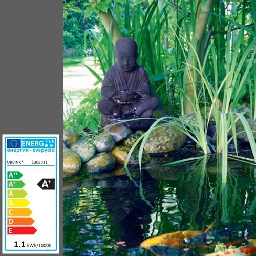 Wasserspiel Buddha Meditation | 30x25x47cm