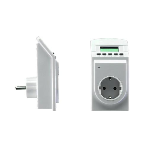 Raumtemperaturregler für Elektro Heizstäbe - Thermouhr - Ximax Steuerung Typ A