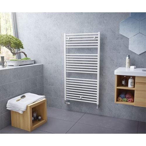 Badheizkörper Centrino - weiß - Handtuchwärmer Handtuchhalter