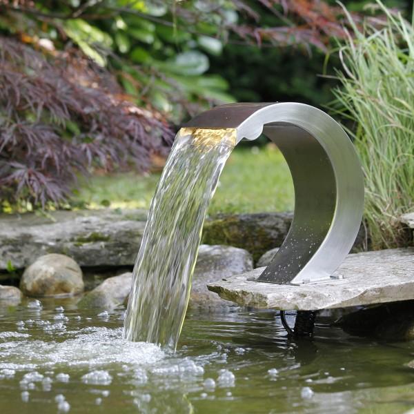 Designwasserfall mit LED Mamba S