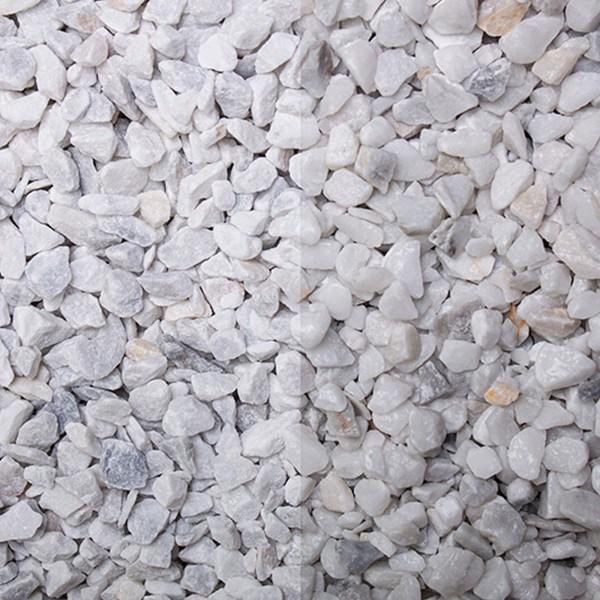Carrara Splitt 8-12 mm