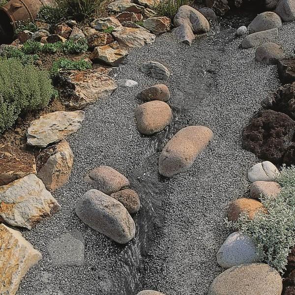 Steinfolie für Gartenteich | 1 x 5 m
