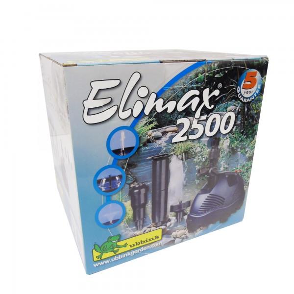 Springbrunnenpumpe 46 Watt Elimax 2500