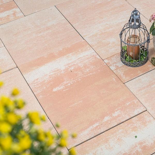 Terrassenplatte Diora Mehrformat sandstein
