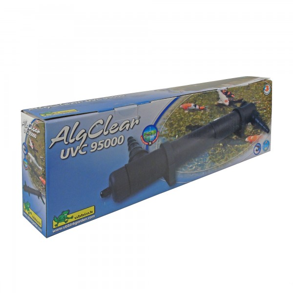 Alg Clear UVC 95000 95 Watt