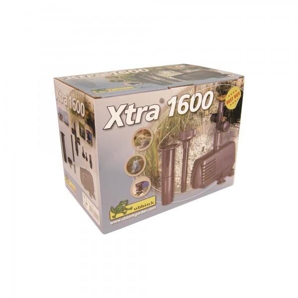 Xtra 1600 Springbrunnenpumpe 1600l/h