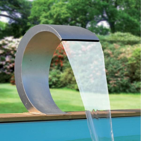 Designwasserfall Mamba ohne LED- Beispiel