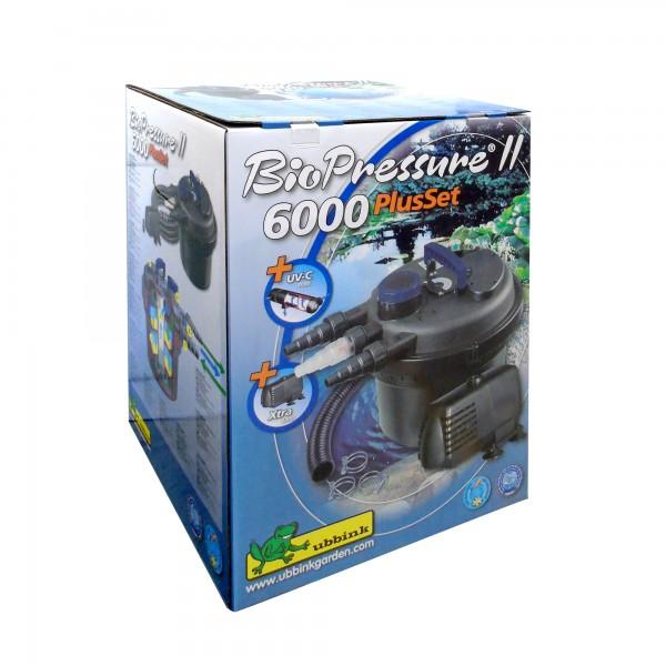 BioPressure II 6000 PlusSet Druckfilter 6000 Liter