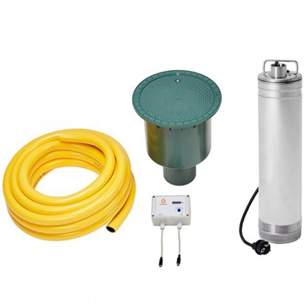 Technikpaket ProLine Garten für Regenwasserspeicher