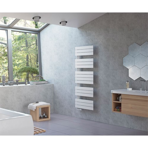 Badheizkörper P2 Open - weiß - Paneelheizkörper - Handtuchwärmer