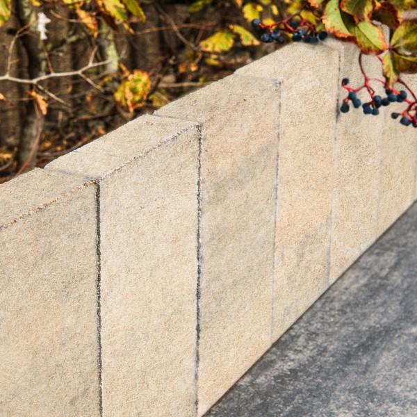 Palisade Via sandstein 50x25x5 cm
