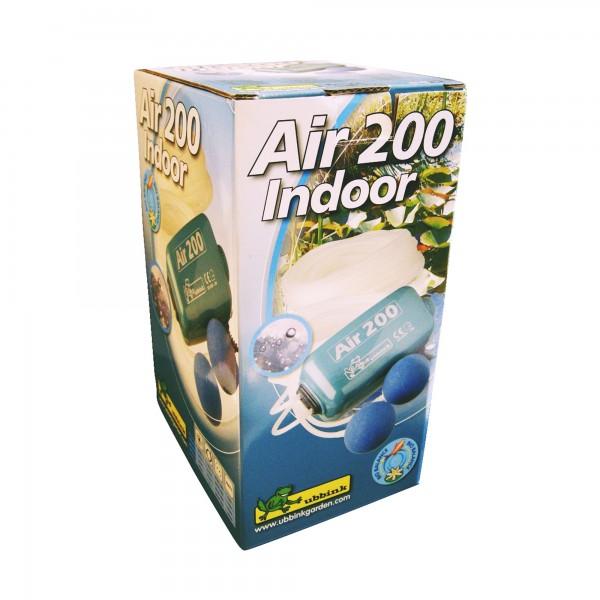 Belüftungspumpe Air 200 Indoor für Gartenteich