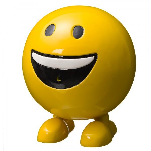 Wasserspeier Be Happy gelb 19 cm