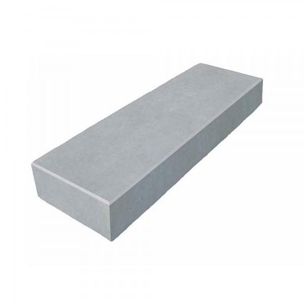 Blockstufe Elemento grau 100x35x15 cm