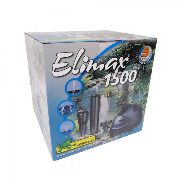 Springbrunnenpumpe 20 Watt Elimax 1500
