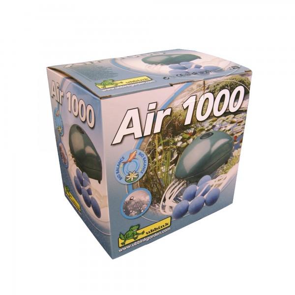 Belüftungspumpe Air 1000 Indoor für Gartenteich