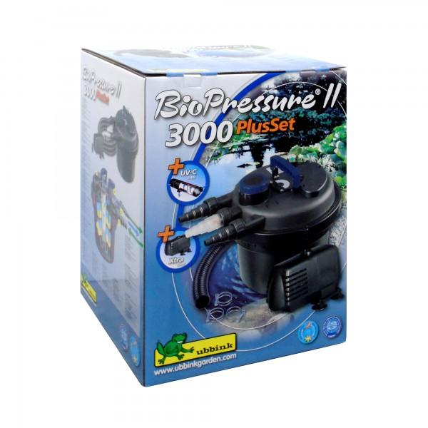 BioPressure II 3000 PlusSet Druckfilter 3000 Liter