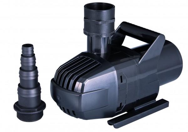 Bachlaufpumpe & Filterpumpe 62 Watt + 70 Watt