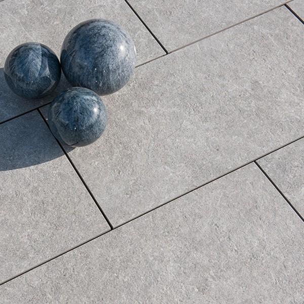 Ceramia Keramik quarz 80x40x3 cm Beispiel