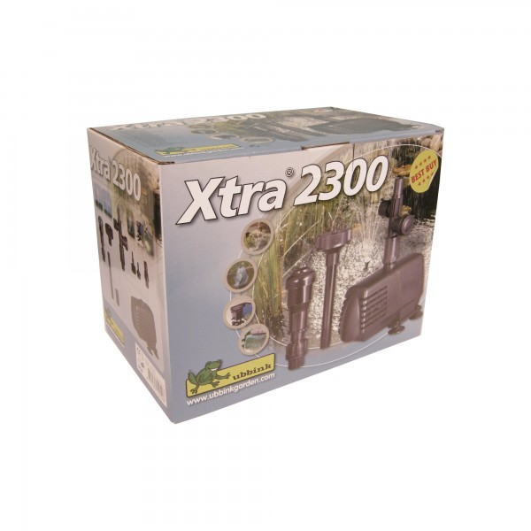 Xtra 2300 Springbrunnenpumpe 2300l/h