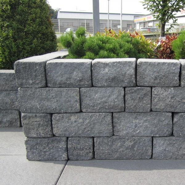 Siola Mini Mauerstein quarzit für Gartenmauer