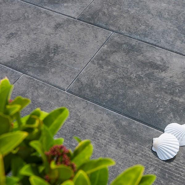 Terrassenplatte 80x40x4 cm quarzit Natura Maxi