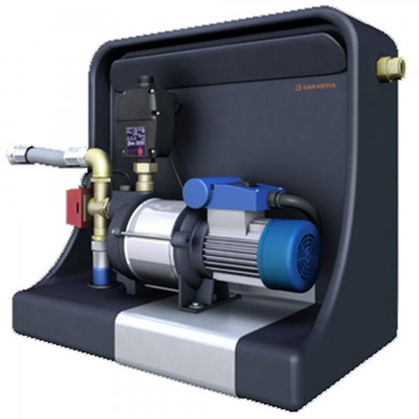 Technik ProLine Haus für Regenwassertank