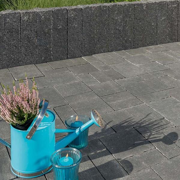 Siola® Pico quarzit Palisaden Mauersteine für Gartenmauer