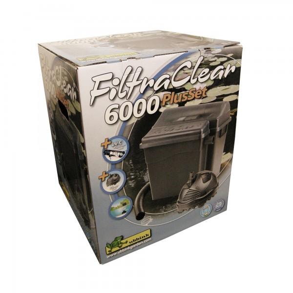 Teichfilter Mehrkammer-Uferfilter FiltraClear 6000