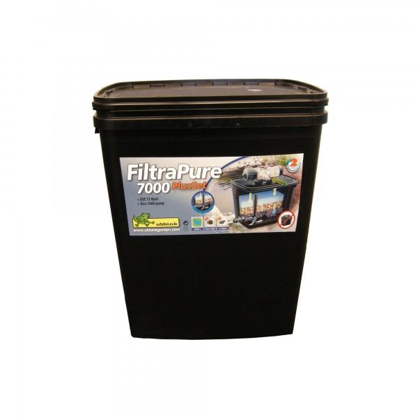 FiltraPure 7000 Einkammerfilter inkl UV-C Gerät