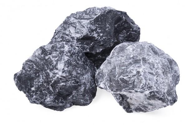 Alpensteine 120-250 mm grau schwarz weiss
