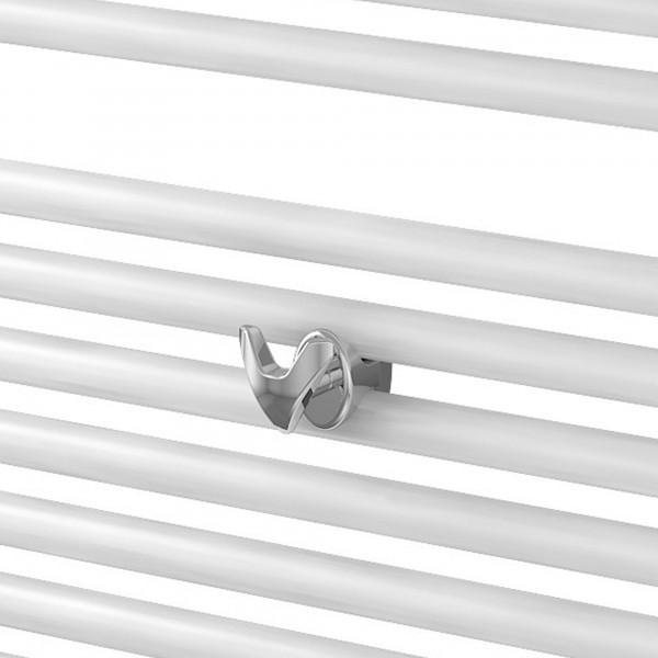 Ximax Handtuchdoppelhaken für Badheizkörper chrom