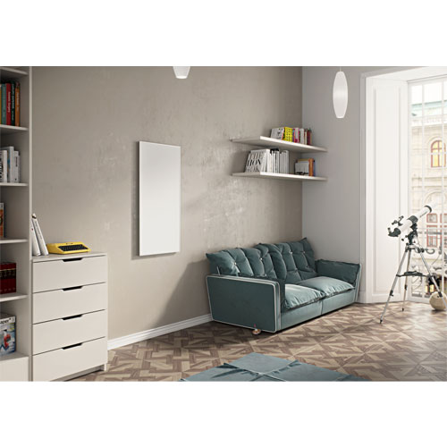 infrarotheizung heizpaneele wei elektroheizung alu paneel ebay. Black Bedroom Furniture Sets. Home Design Ideas