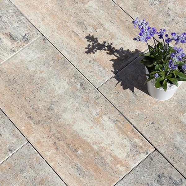 Terrassenplatte Diora muschelkalk 60x30x5cm