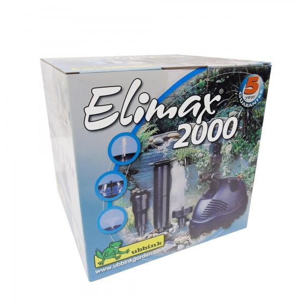 Springbrunnenpumpe 35 Watt Elimax 2000