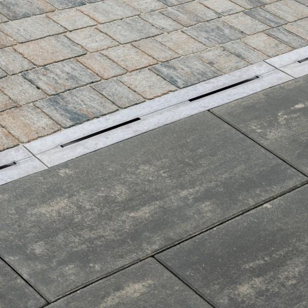 Entwässerungsrinne Schlitzrinne Beton 100x16x16 cm