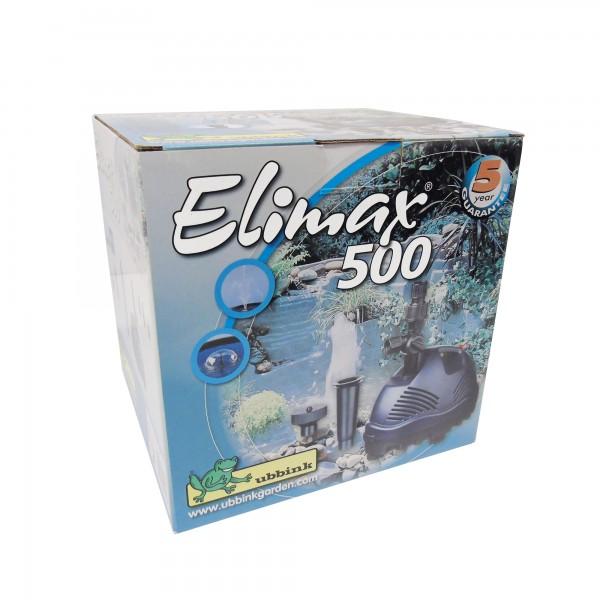 Springbrunnenpumpe 11 Watt Elimax 500