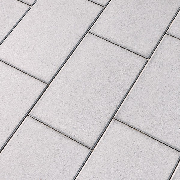 Terrassenplatte Rustica grau weiss 60x40x4 cm