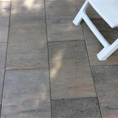 Terrassenplatte 60x40x4cm Muschelkalk Via PE2