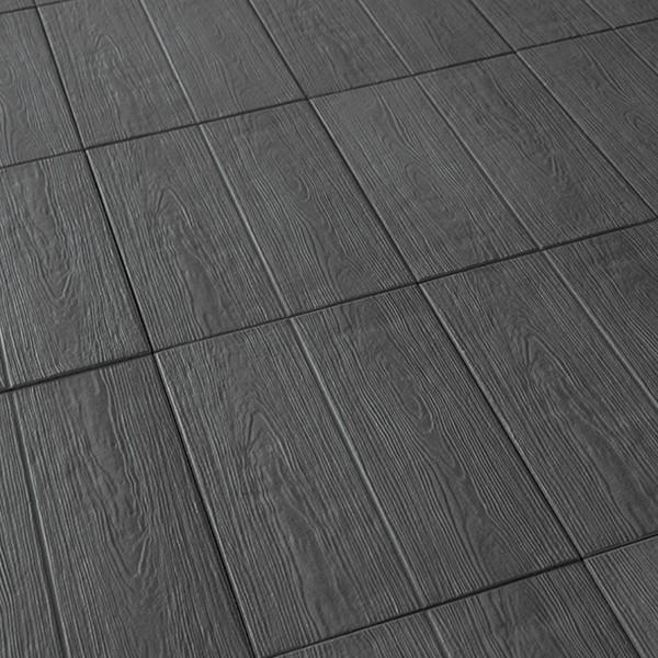 Terrassenplatte 60x40x4 cm basalt Nartura Beispiel