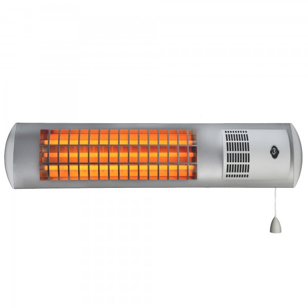 Infrarotstrahler mit Ventilator 1800 Watt